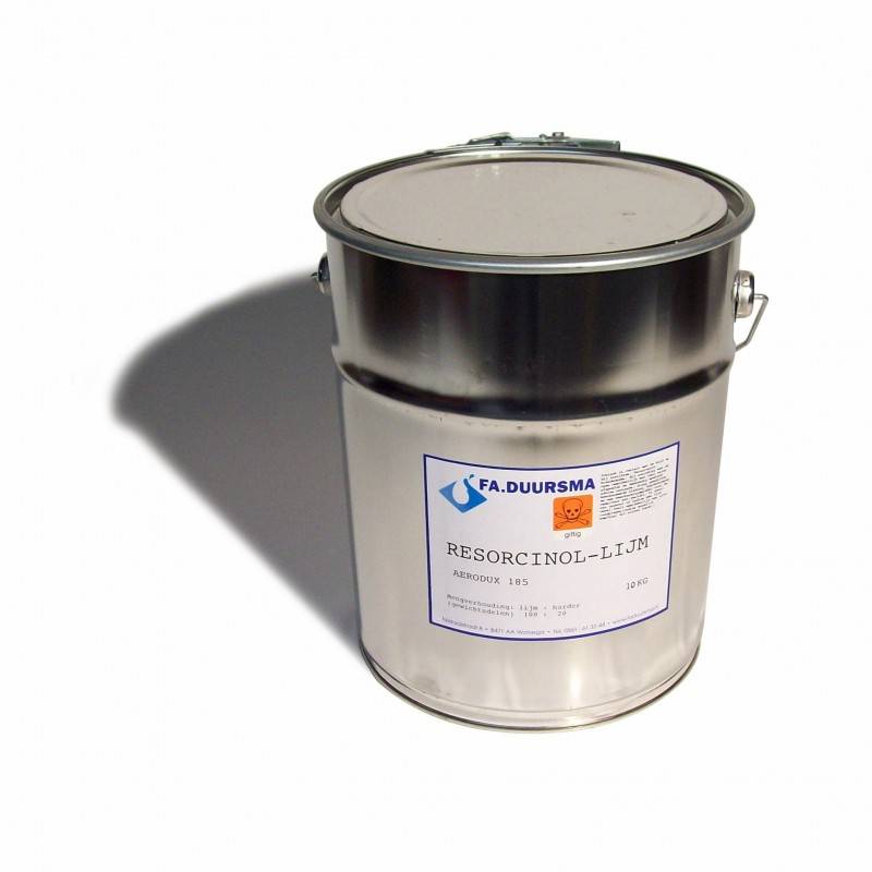 Aerodux Houtlijm (resorcinol) - 5 kg
