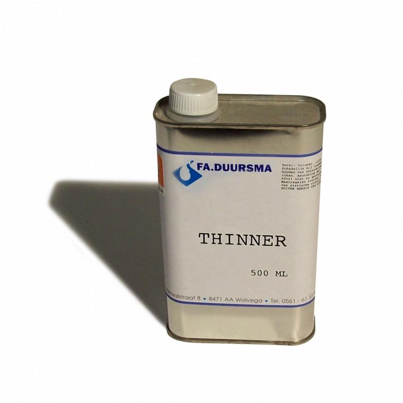 Thinner - 1/2  ltr.
