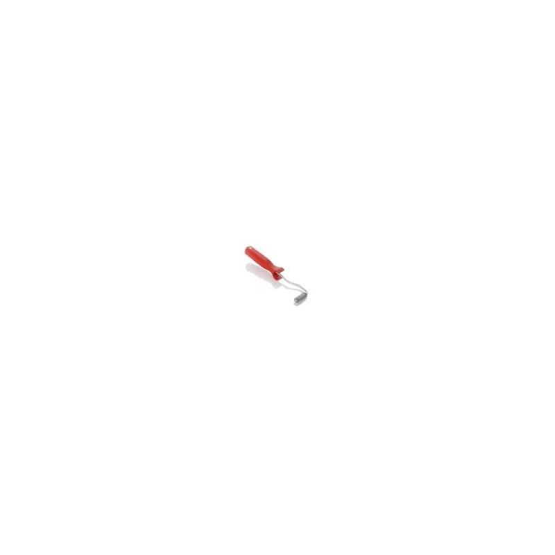 Ontluchtingrollers - Verticaal - 35x12mm