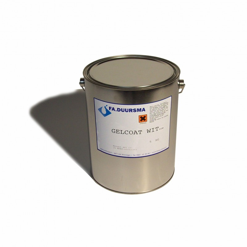 gelcoat blank - 250 gr