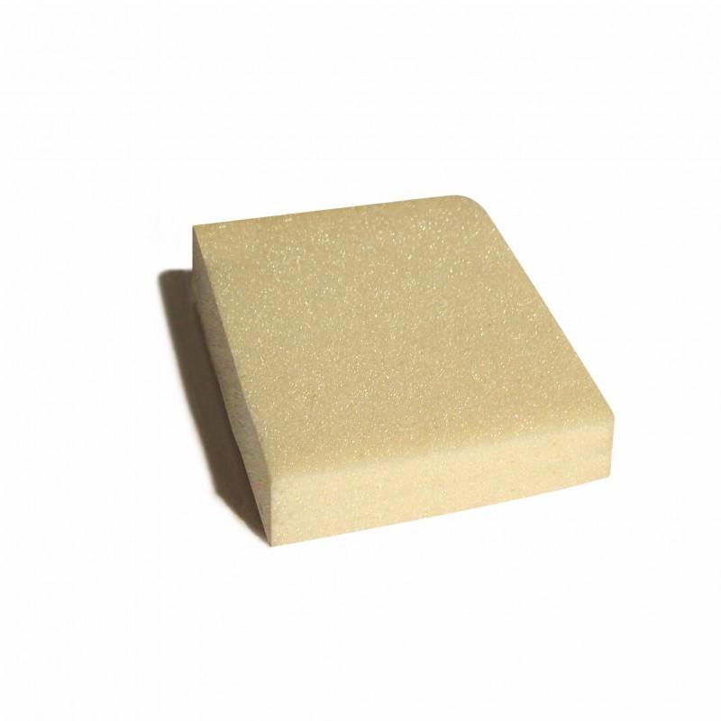 P.U.plaat 2cm dik  - 1.25 x 1.25 mtr - 50 platen