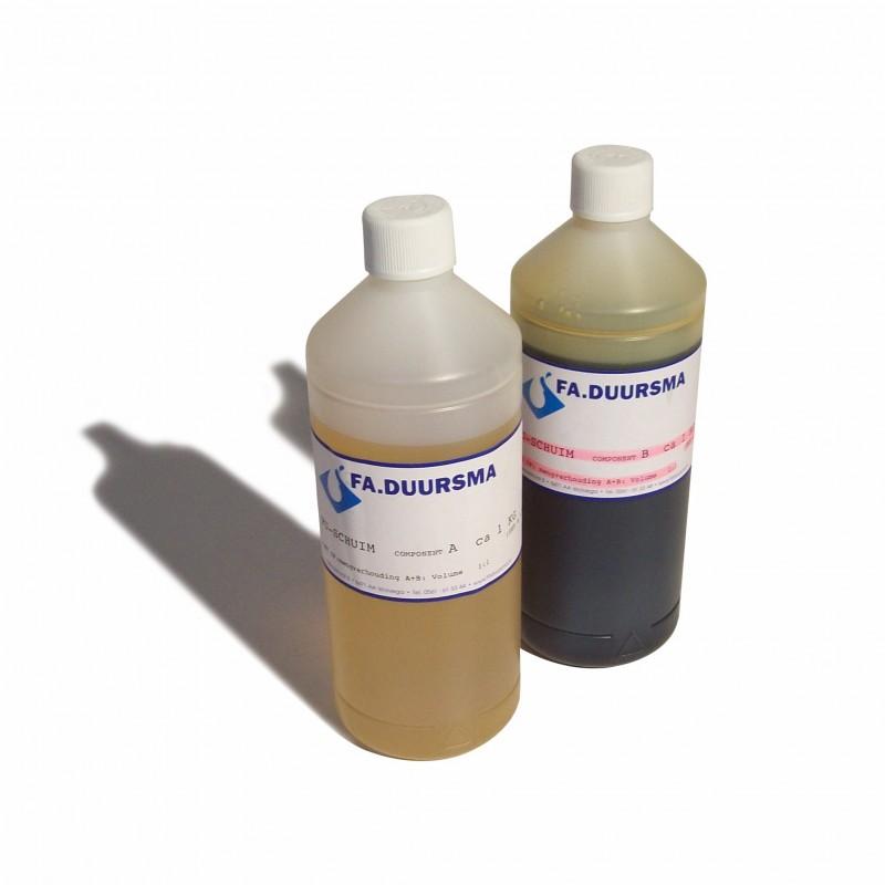 Polyurethaanschuim 2 comp. - 2 kg