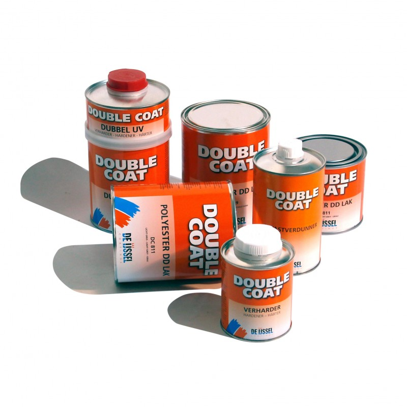 Double coat ontvetter - 1 ltr