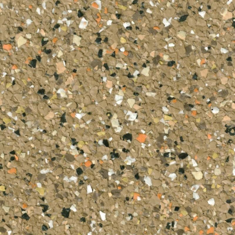 Siervloervlokken/chips - zand - 25 kg