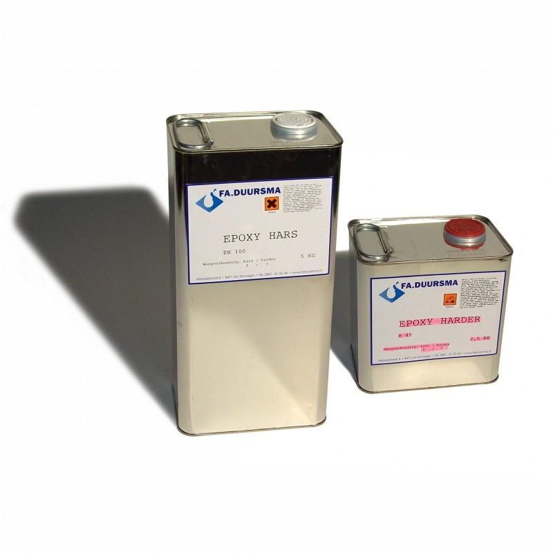 Epoxy Hars EH 100 - set - 1.5 kg