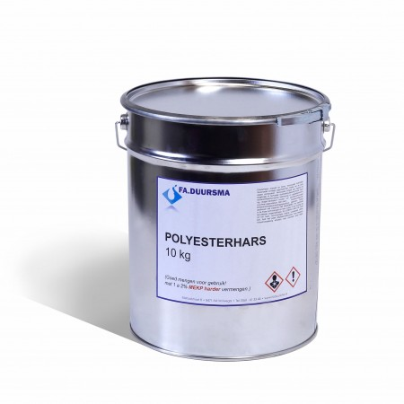 polyesterhars - VTH - 10 kg