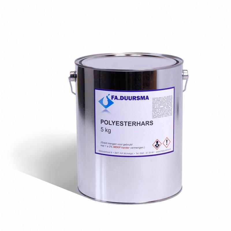 polyesterhars-VTH /n 5 kg