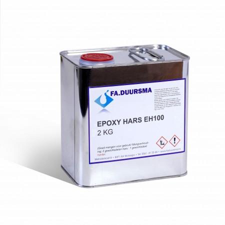 Epoxy Hars  EH100 - 2 kg