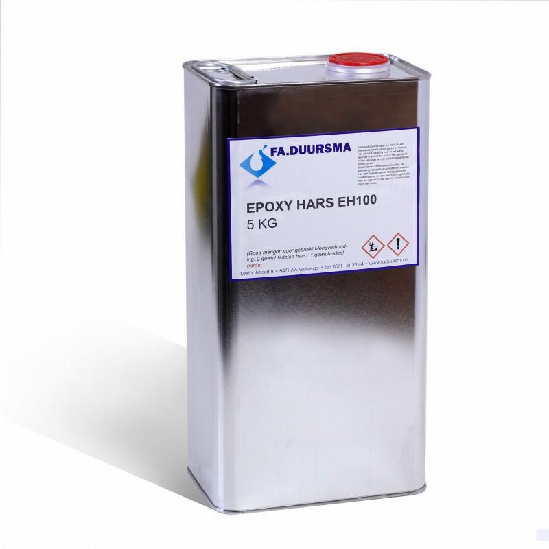 Epoxy Hars EH100 - 5 kg