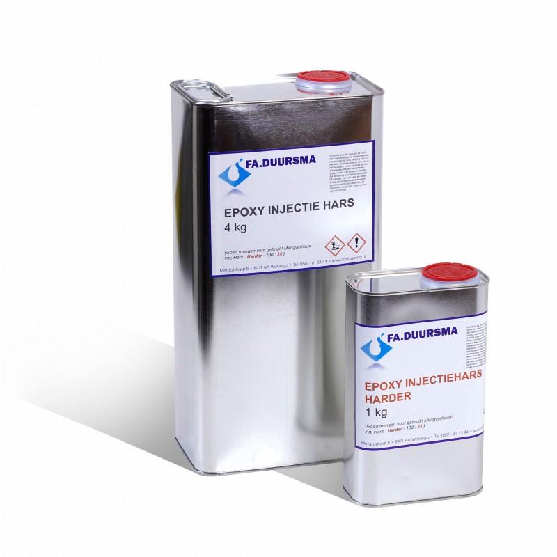 Epoxy Injectiehars  /n 5 kg