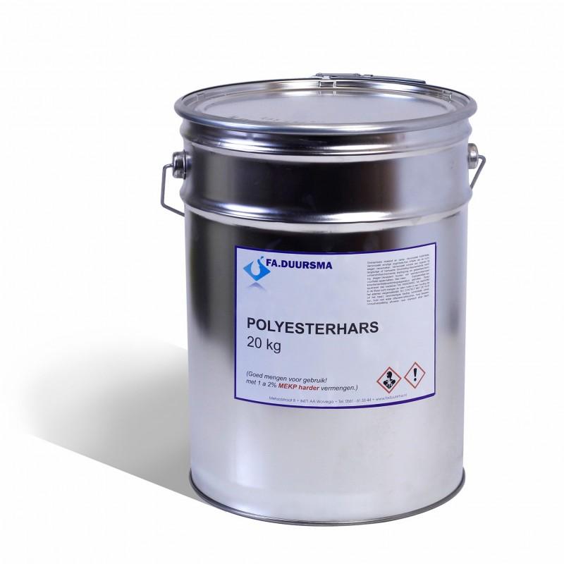 polyesterhars-VTH /n 20 kg
