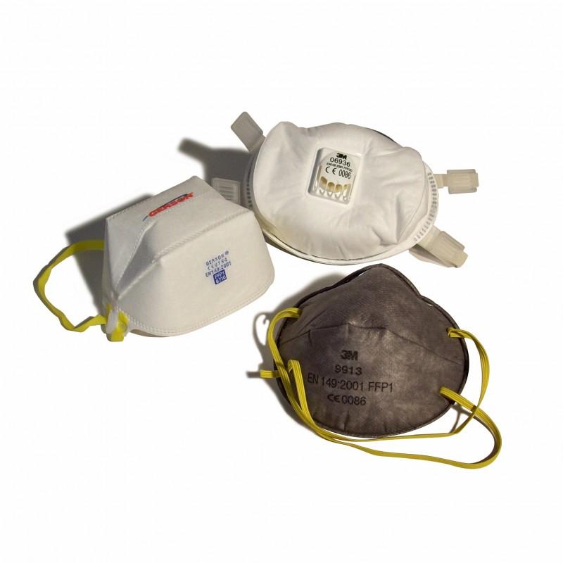 Stofmasker P3- vouwmasker