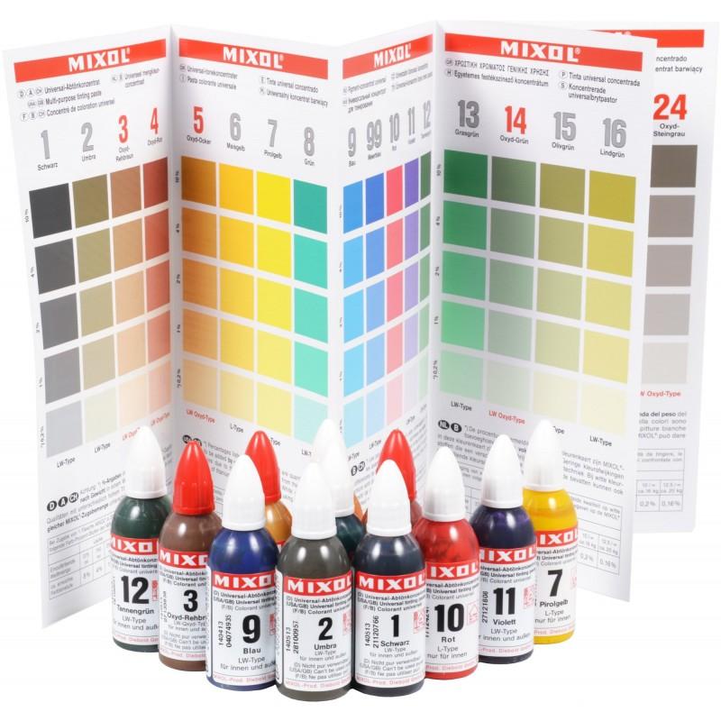 Mixol pigment universeel - concentraat /n 20ml