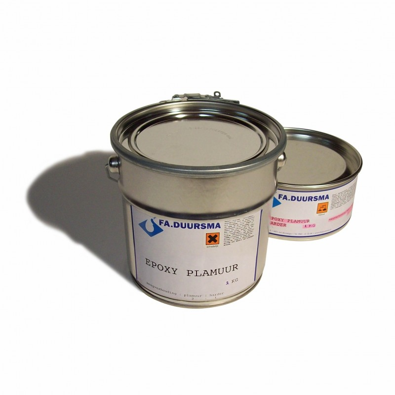 Epoxy Plamuur - 3 kg